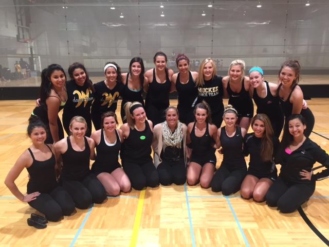 Wichita State University Dance Team