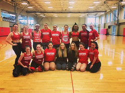 Had a blast this weekend with my fave VA dance team _rurockers and my favorite hip hop choreographer