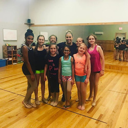 Loved working with these cuties from #dancefusion today! 💃💃💃