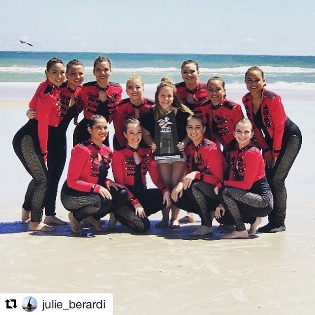 #Repost _julie_berardi with _repostapp_・・・_Congratulations _rurockers on your 8th place finish in Di