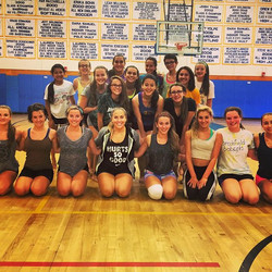 Loved working with my spunky girls from _bhsdanceteam1516 💃Can't wait to see you kick butt with thi