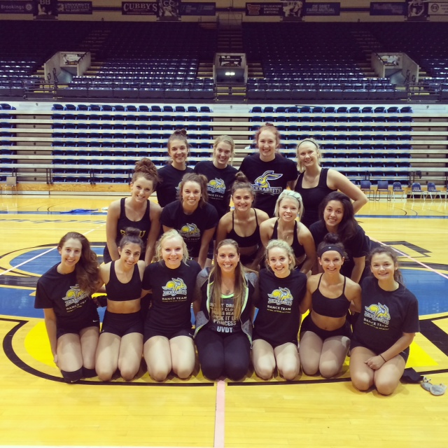 South Dakota State Dance Team