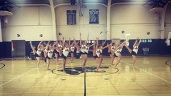 Had a blast working with the talented _uscdt this weekend and creating a challenging and passionate