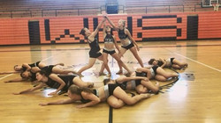The _willistonwonderettes are dying for (from_) my choreography! ✨ Loved working with this team and