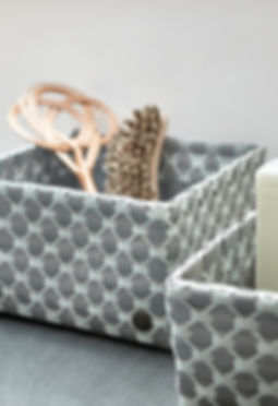 Handed By / French Patten / Albi / Basket / Storage / Handmade