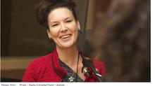 Médium-Large | Entrevue avec Majoly Dion à ici Radio-Canada