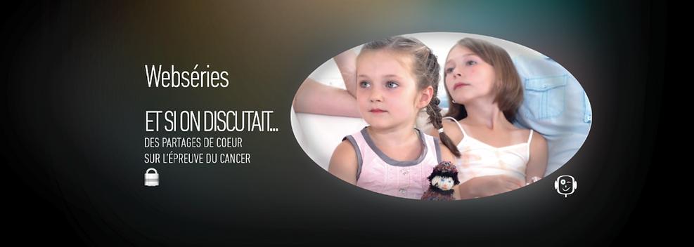 et si on discutait cancer websérie sur CTEM.tv