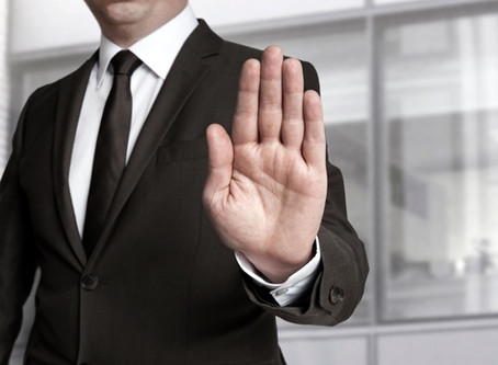 NEVER SAY THESE THREE THINGS TO A LAWYER
