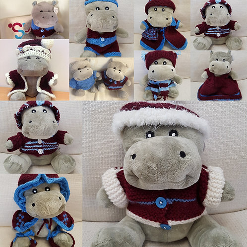 Hippo outfits