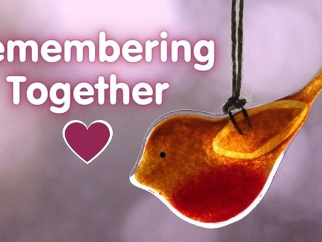 Join us in Remembering Together