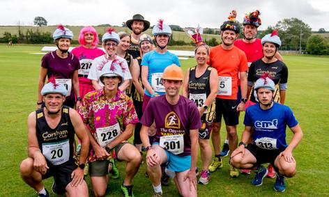 Corsham Running Club - Photo Dave Edmond