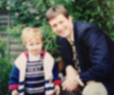 Paul Mitchell and son John