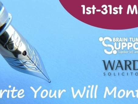 Wards Solicitors supporting Write Your Will month