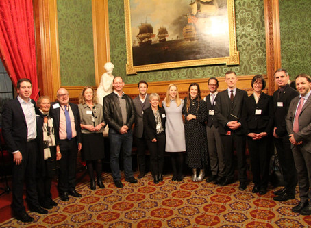 Clinicians and politicians unite to improve outcomes for brain tumour patients