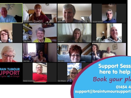 Introducing our Support Sessions
