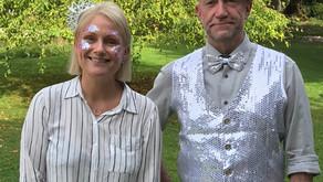 Ton-Yr-Ywen Primary School in Cardiff gets sparkly!