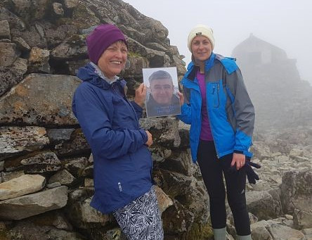 Friendship conquers mountains and raises over £1,800