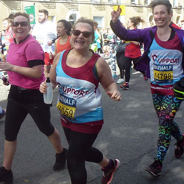 Brain Tumour Suppport Bath Half Marathon
