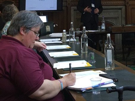 All-Party Parliamentary Group discusses innovations in brain tumour treatment