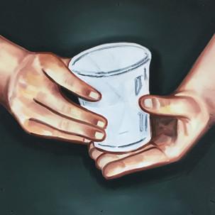 가벼운 컵