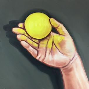 노란공(Yellow ball)