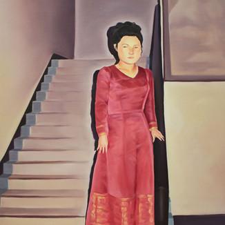1975년 4월 송씨의 女