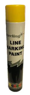 Line Marking Paint - Yellow (750ml)