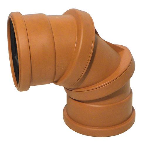 Adjustable Bend (0-90°)