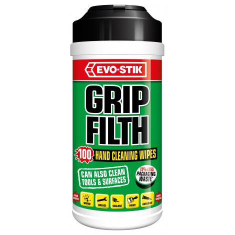 Grip Filth Wipes