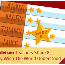 What is Ableism? Teachers Share 8 Things They Wish the World Understood