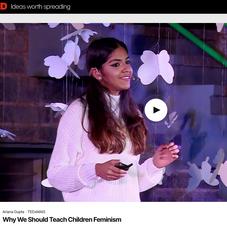 Why We Should Teach Children Feminism