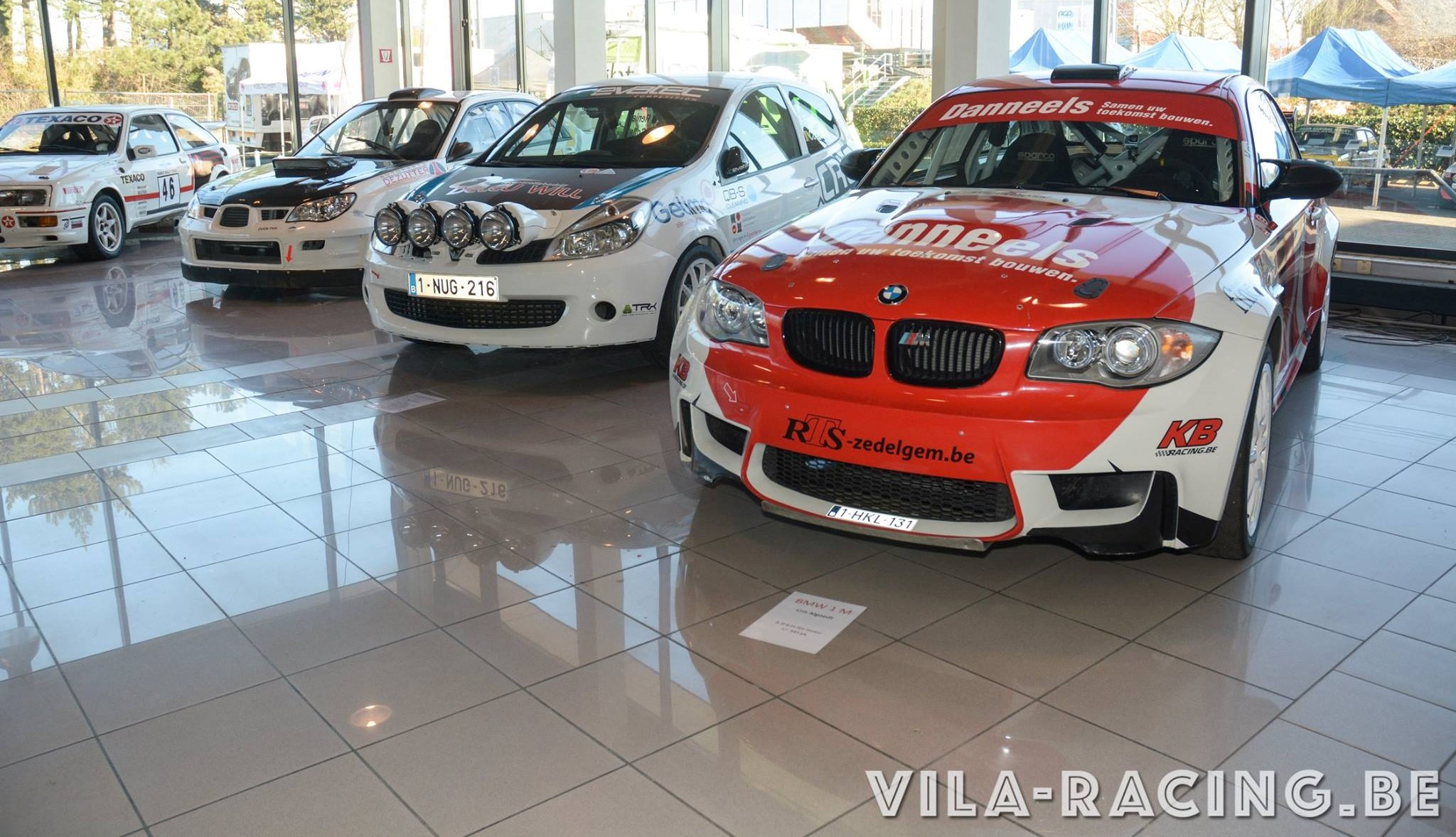 Showroom BMW 1M