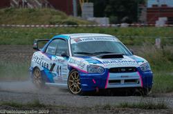 Subaru in action