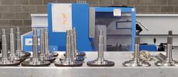 Production Wheel hubs