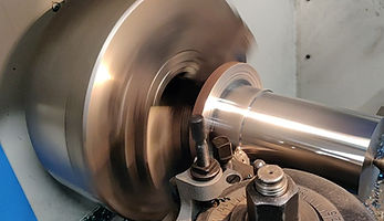 Turning of Simca Wheel Hub