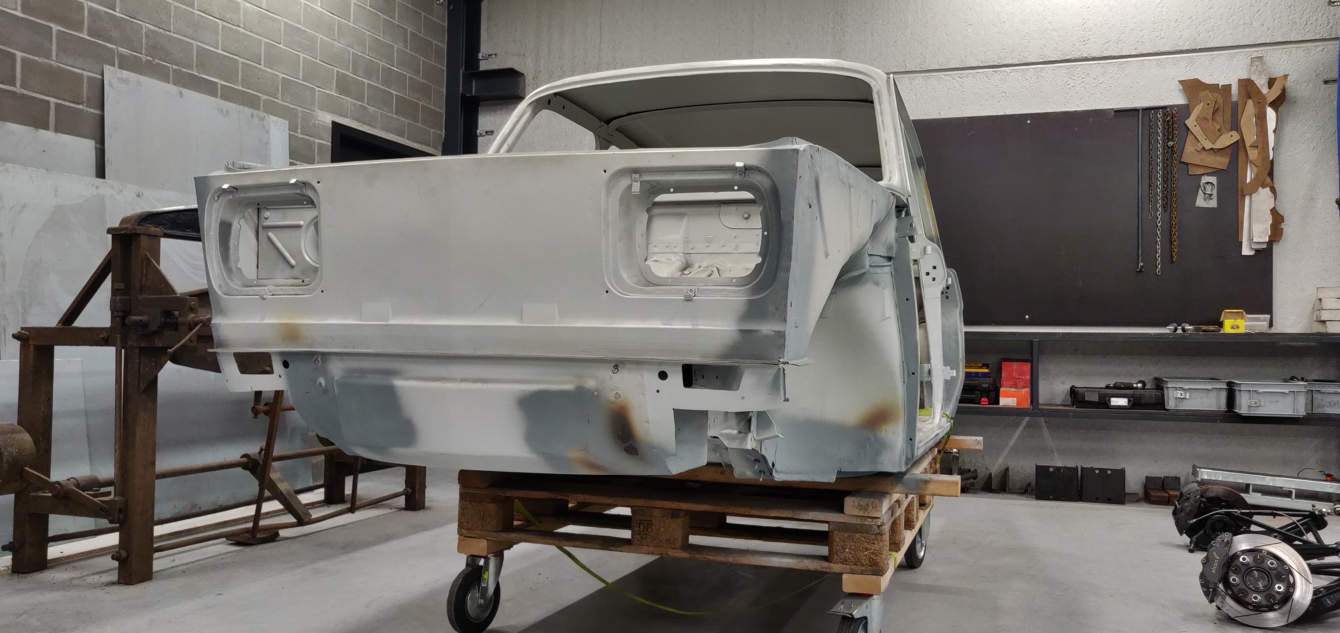 Simca Rallye 1
