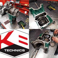 Versnellingsbak Revise by KB Technics