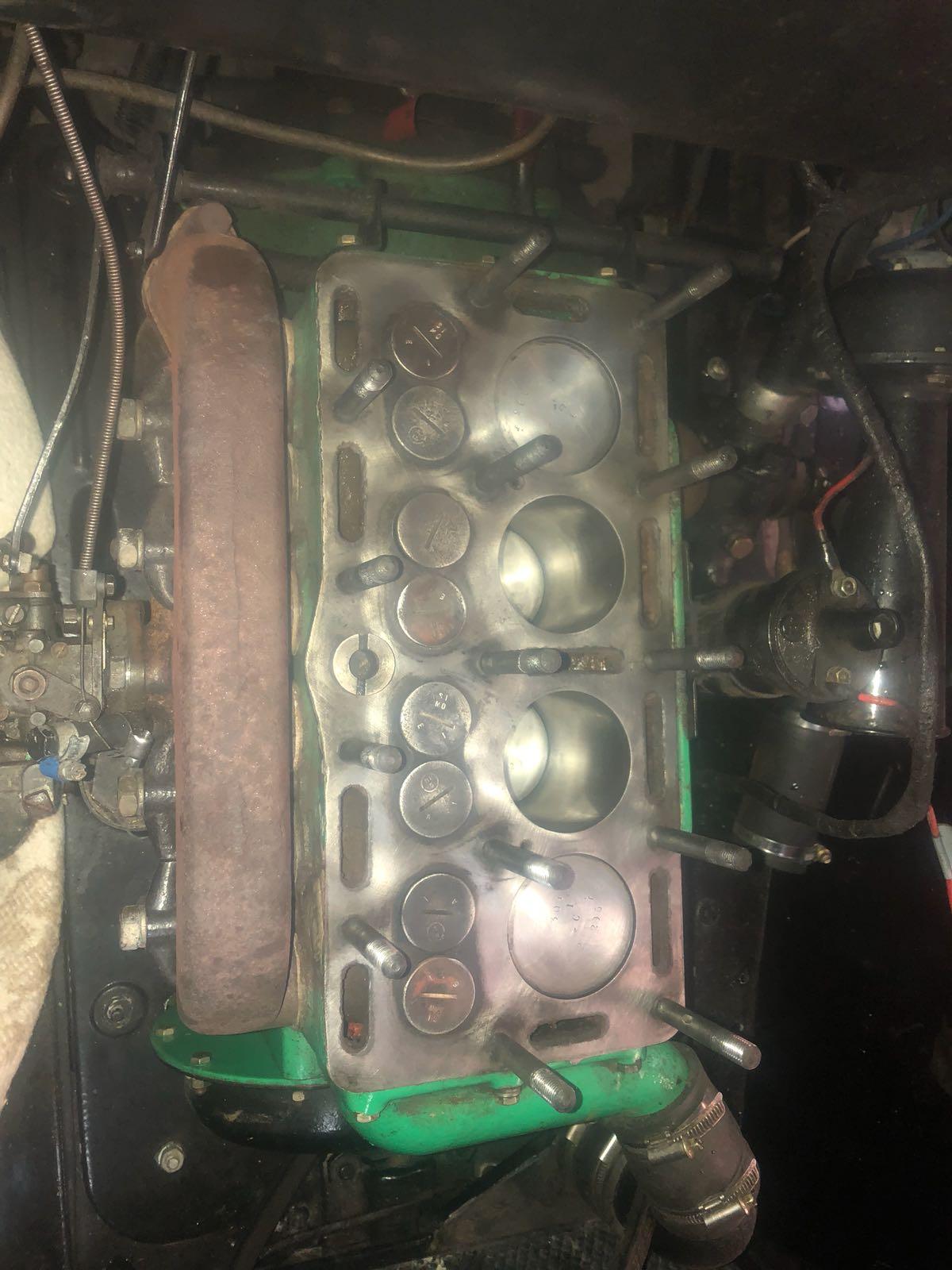 Peugeot 201 moteur