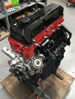 Opel Manta A Rally Engine