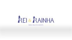 Logotipo para Rei & Rainha (PE)