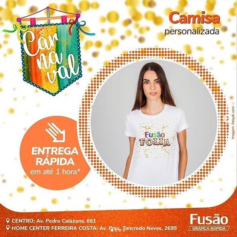 Fusão Com. Visual e Gráfica - Carnaval 2019