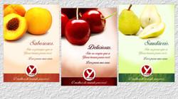Banners para ponto de venda - Yara Alimentos (ES, 2008)