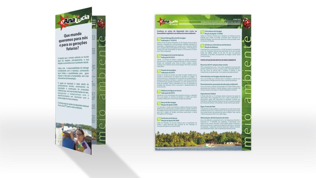 Folder informativo (2010)