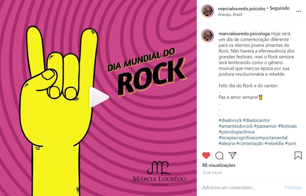 Criação de publicação animada no Instagram
