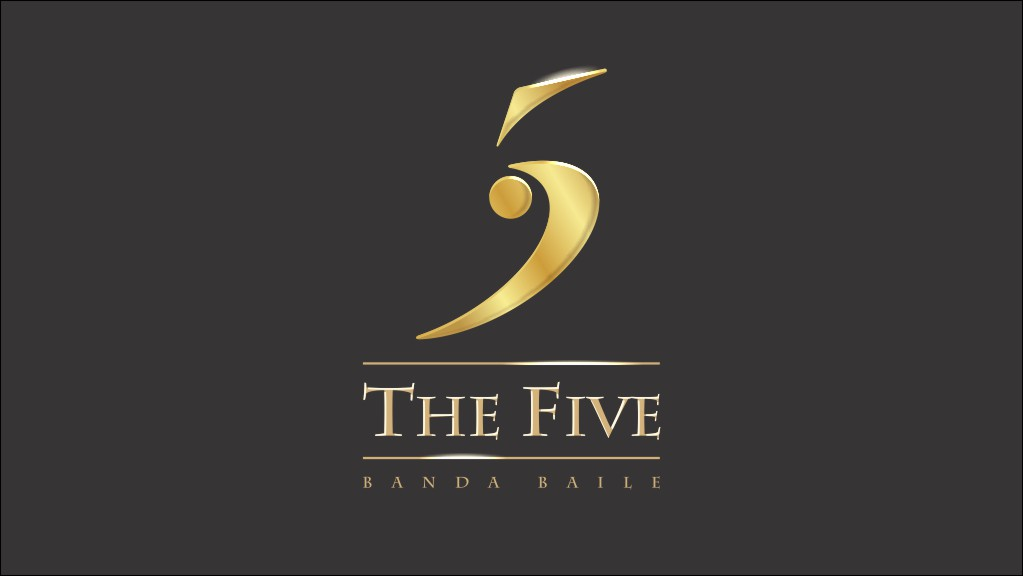 Logotipo para banda The Five (SE)
