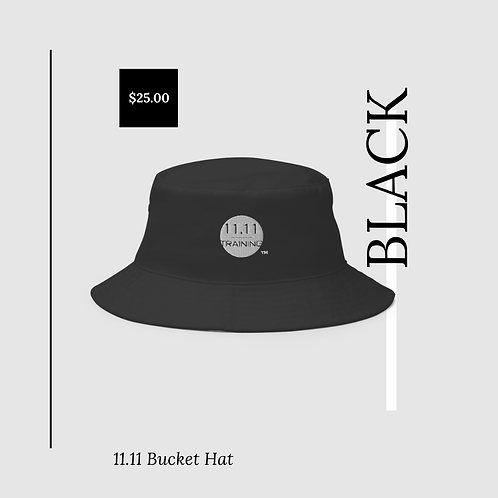 11.11 Bucket Hat