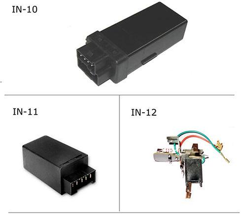 Wiper Motor Module-1