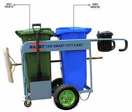 Bilset 1202 Smart City Cart