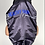 Thumbnail: HHM Extra Large Bonnet with Edge Wrap-Black