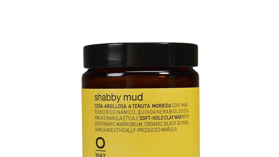 Shabby mud travel size